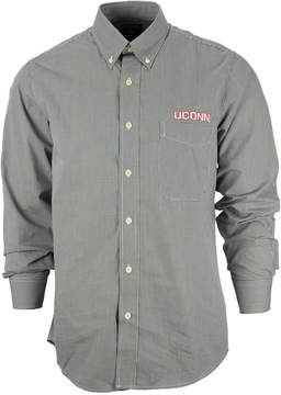 Antigua Men's Long-Sleeve Connecticut Huskies Focus Shirt