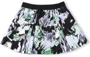Milly MINIS PAINTED FLORAL KATIE SKIRT