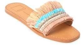 Dolce Vita Cadiz Fringe Sandals