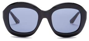 Elizabeth and James Beaumont 53mm Oversized Round Sunglasses