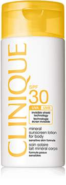 SPF 30 Mineral Sunscreen Lotion For Body