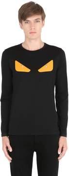 Monster Patch Cotton Jersey T-Shirt
