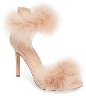 Topshop Women's Feather Strap Sandal