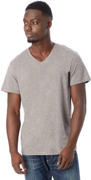 Alternative Apparel Perfect Organic Pima V-Neck T-Shirt