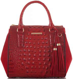 Brahmin Lausanne Collection Small Joan Satchel