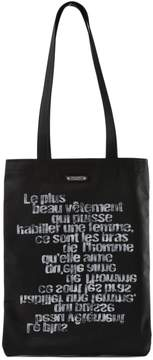 Saint Laurent Printed Shopper Bag