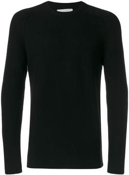 Pringle ribbed knit jumper