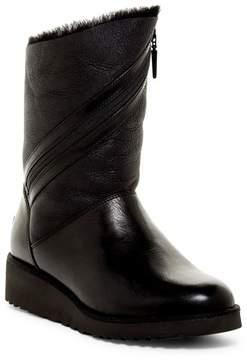 UGG Lorna Genuine Shearling Lined Wedge Boot
