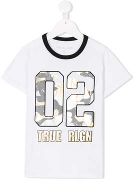 True Religion printed T-shirt