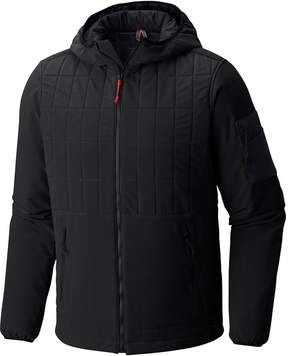 Mountain Hardwear Schematic Insulated Hooded Jacket