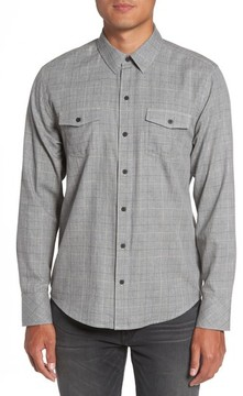 Paige Men's Everett Tattersall Sport Shirt