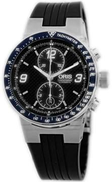 Oris Williams F1 Team Chronograph Stainless Steel Strapwatch