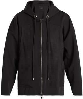 Charli COHEN Prism hooded performance jacket