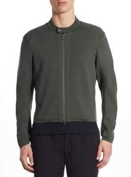 Issey Miyake Milan Wool Jacket