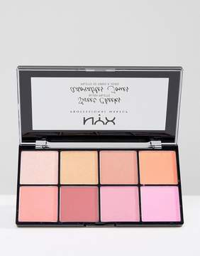 NYX Professional Make-Up - Sweet Cheeks Blush Palette