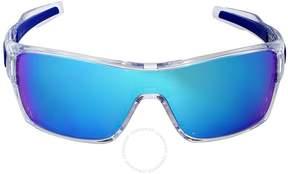 Oakley Turbine Rotor Sapphire Iridium Blue Men's Sunglasses