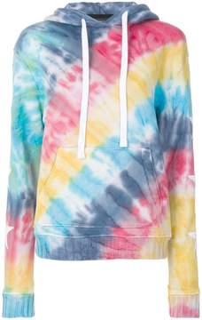 Amiri tie dye hoodie