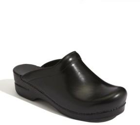 Dansko Women's 'Sonja' Leather Clog