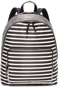 Kate Spade Nylon Tech Backpack - BLACK - STYLE