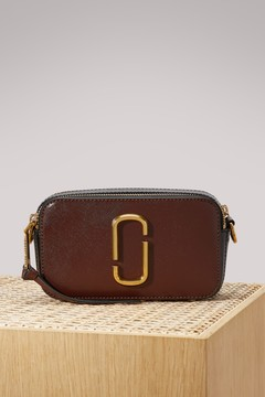 Marc Jacobs Snapshot Small Camera Bag - CHOCOLATE MULTI - STYLE