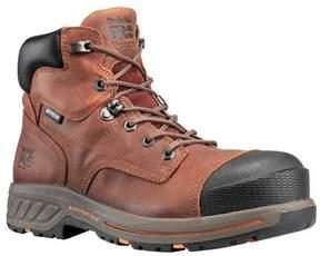 Timberland Men's Helix HD 6' Waterproof Soft Toe Work Boot