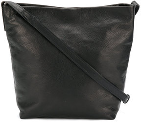 Ann Demeulemeester textured shoulder bag