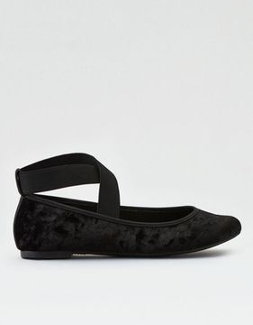 American Eagle Outfitters AE Strappy Ballet Flat