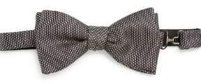 Eton Embroidered Silk Bow Tie