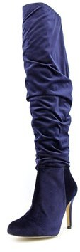 INC International Concepts Thalis Women Synthetic Blue Over The Knee Boot.