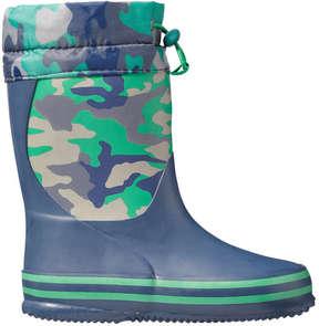Joe Fresh Toddler Boys' Rubber Boots, Green (Size 8)