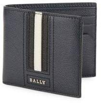 Bally Leather Bi-Fold Wallet