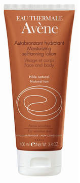 Eau Thermale Avene Moisturizing Self-Tanning Lotion by 3.38oz Lotion)