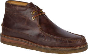 Sperry Gold Cup Leather Crepe Chukka