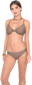 Luli Fama Cosita Buena Reversible Seamless Full Bottom in Sandy Toes (L176550)