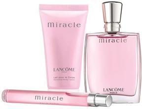 Lancôme Miracle Lotion and Eau de Parfum 3-piece Set