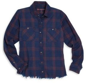 Blank NYC Girl's Long Sleeve Shirt
