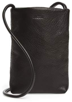 Baggu Leather Phone Crossbody Bag