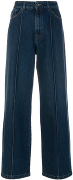 Diesel Black Gold flared jeans