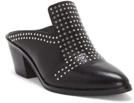 1 STATE 1.STATE Lon Leather Mules