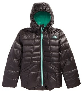 The North Face Girl's Moondoggy 2.0 Water Repellent Down Jacket