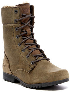 CAT Footwear Alexi Faux Fur Lined Mid Boot