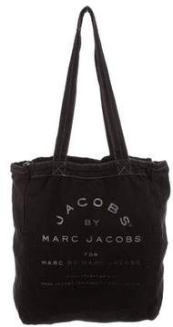 Marc by Marc Jacobs Canvas Printed Tote