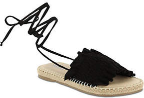 Mia Shoes Ankle Wrap Sandals - Annalise