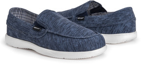Muk Luks Navy Aris Slip-On Sneaker - Men