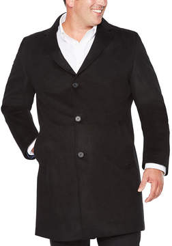 Blend of America STAFFORD Stafford Wool Topcoat - Big and Tall
