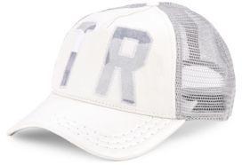 True Religion Mesh Logo Baseball Cap