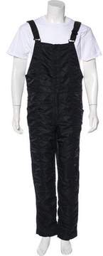 Marc by Marc Jacobs Woven Overalls