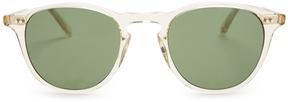 Garrett Leight Hampton round-frame glasses