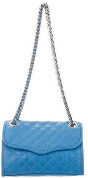 Rebecca Minkoff Small Affair Shoulder Bag - BLUE - STYLE