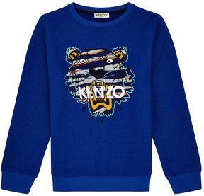 Kenzo Tiger Motif Sweater